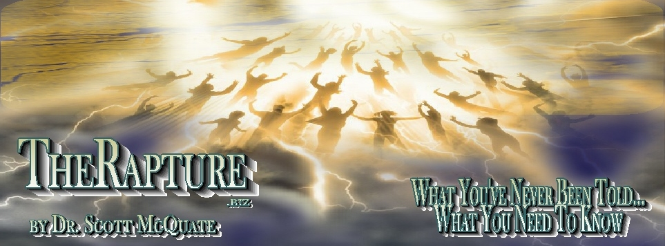 The Rapture With Dr. Scott McQuate